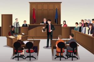 Pleading the fifth amendment in a civil case